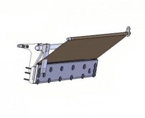 Подушка пинспоттера QubicaAMF 90XLi