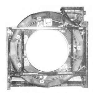 Пин-колесо пинспоттера QubicaAMF