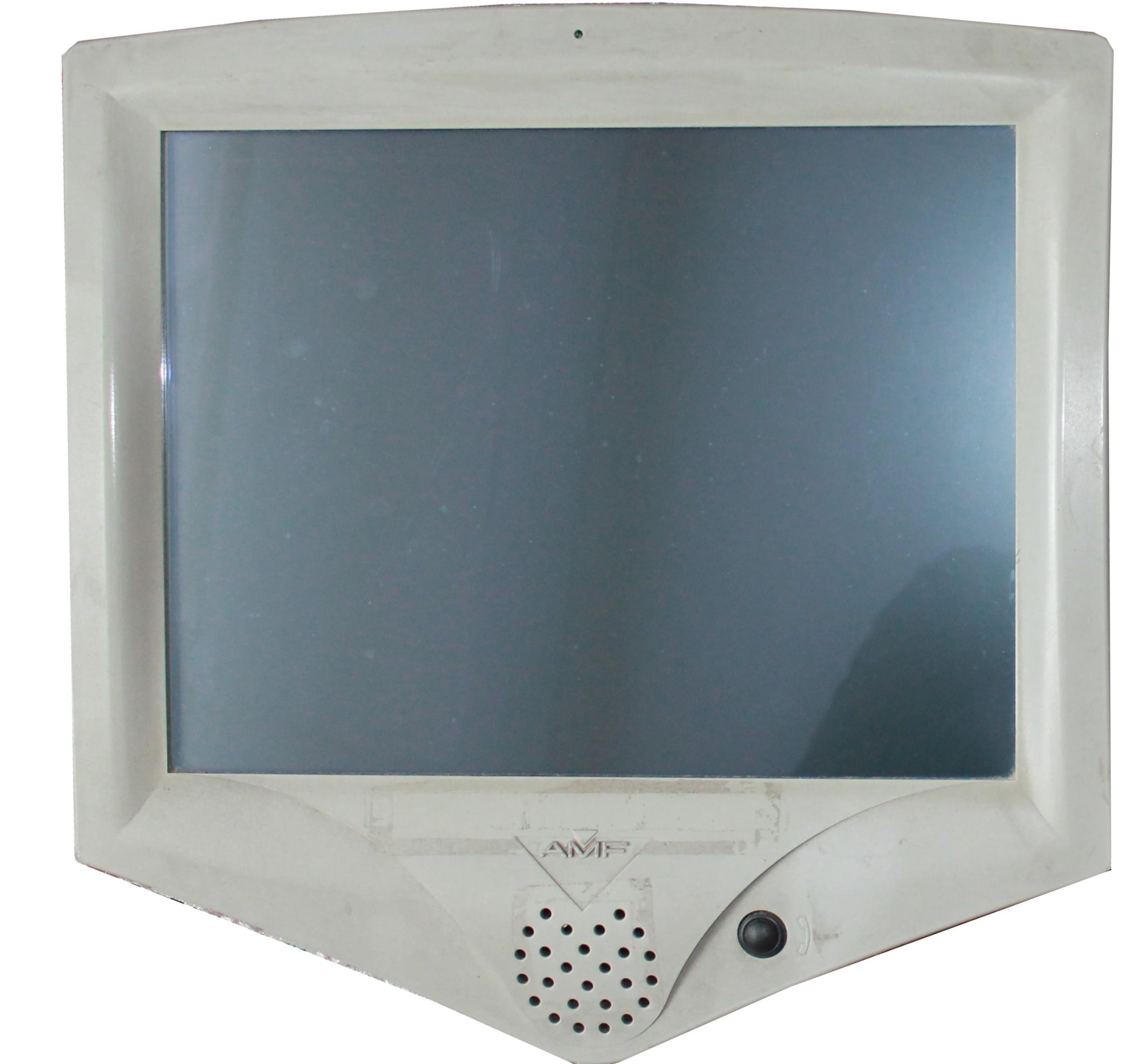LCD терминал игрока